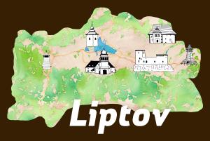 Liptov - turistický región pod Tatrami