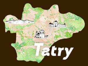 Tatry - turistický región pod Tatrami