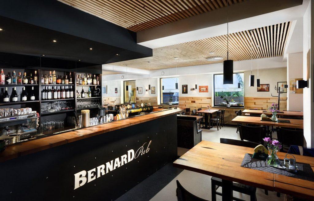 Pivná reštaurácia Bernard Pub Maladinovo